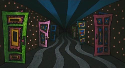 hallway-and-doors